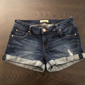 STS Blue Denim Jean Shorts